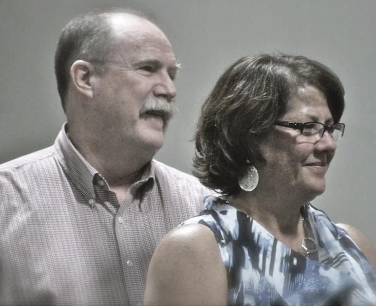 Richard und Fonda Hays