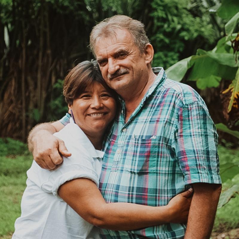 Gerhard und Ruth Mantei