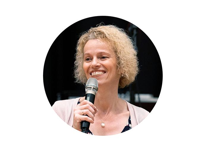 Pastorin Katharina Roth
