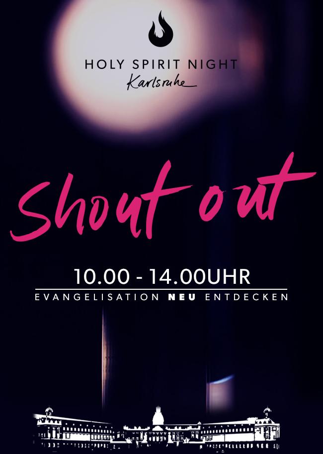 Shout Out! - HSN Konferenz