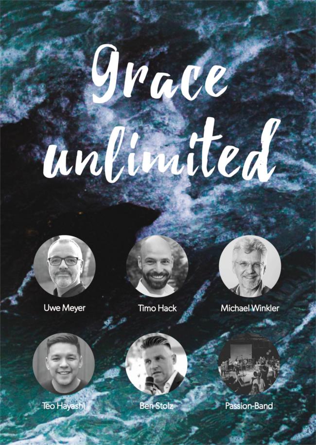 Grace unlimited - Passion Konferenz 2018