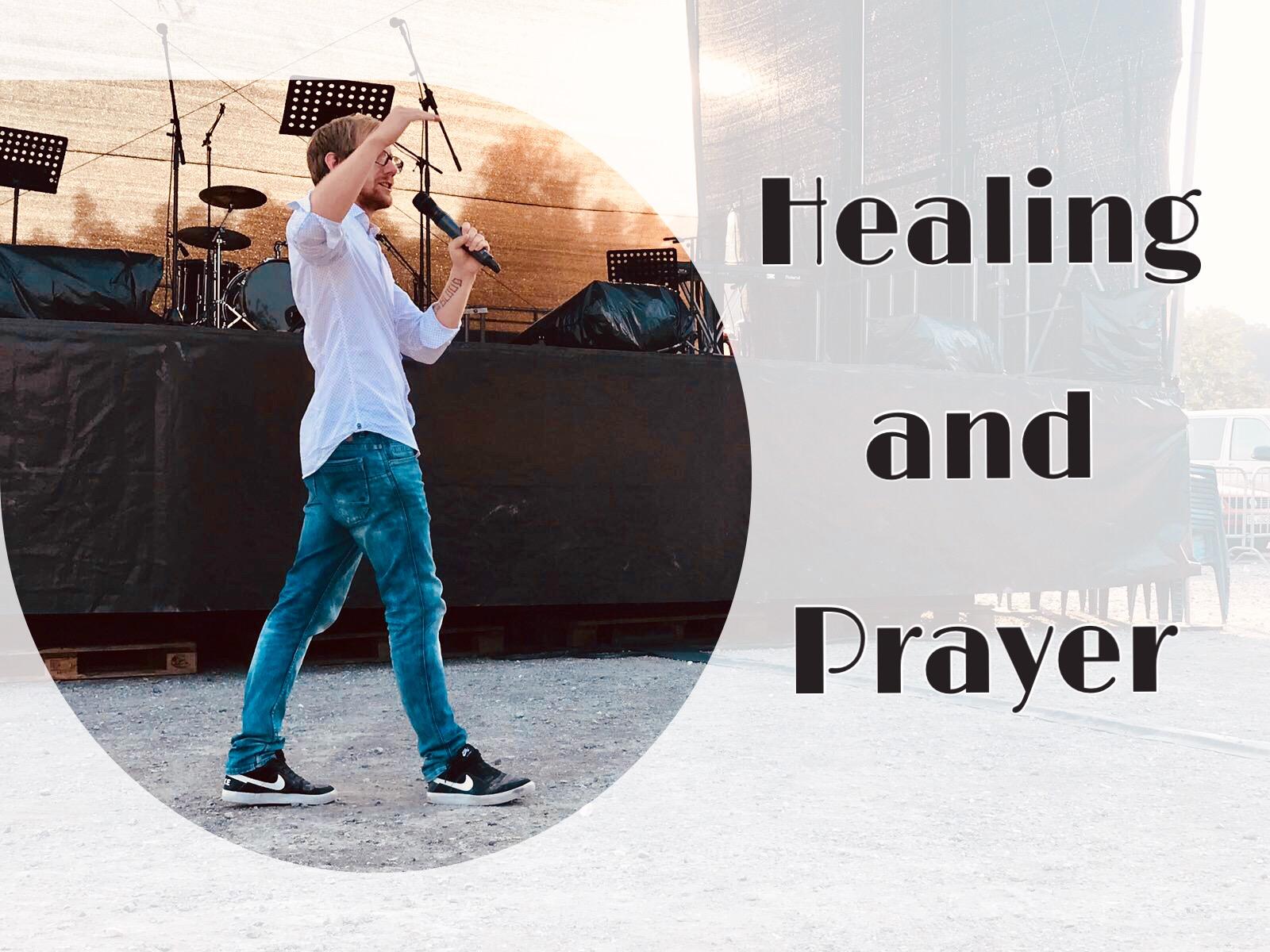 Healing and Prayermeeting