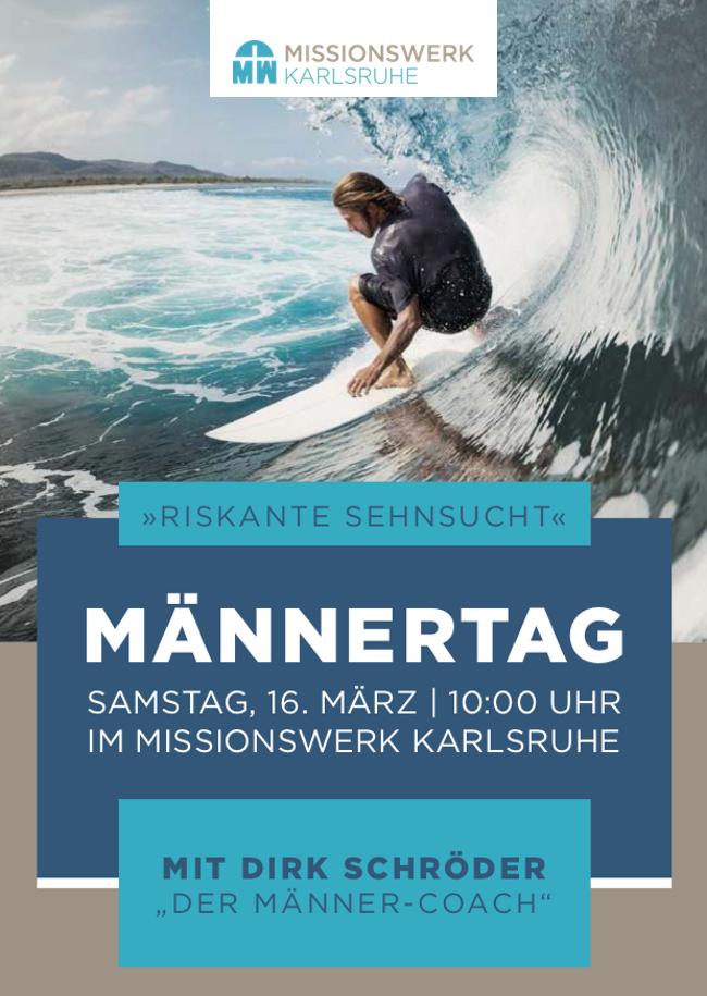 """Männertag """"Riskante Sehnsucht"""""""