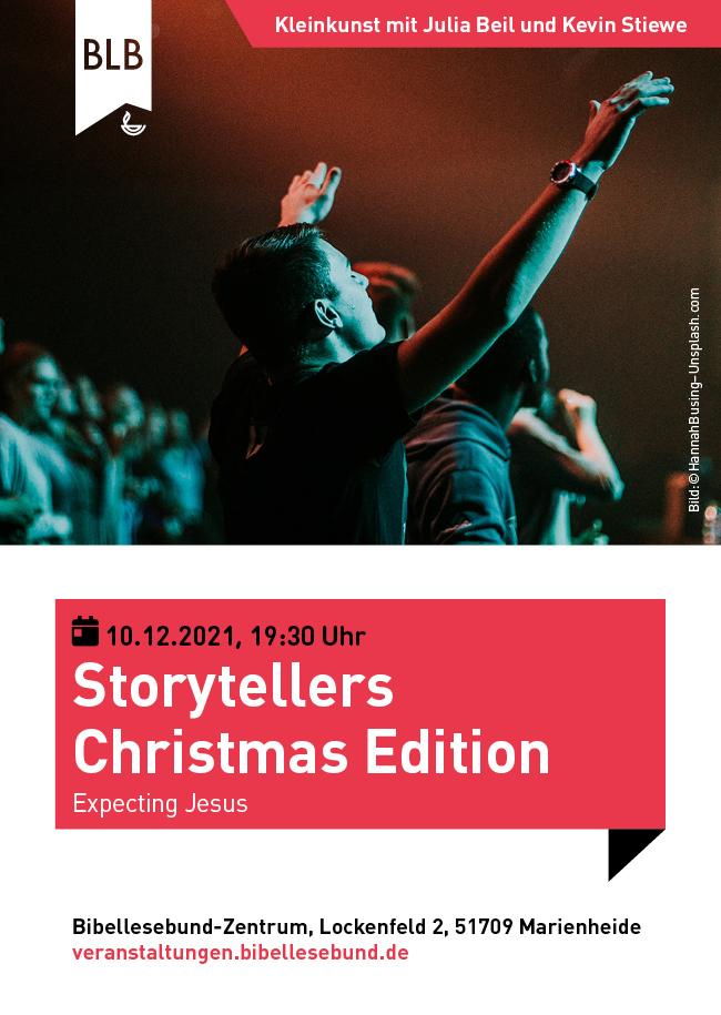 STORYTELLERS – Christmas Edition