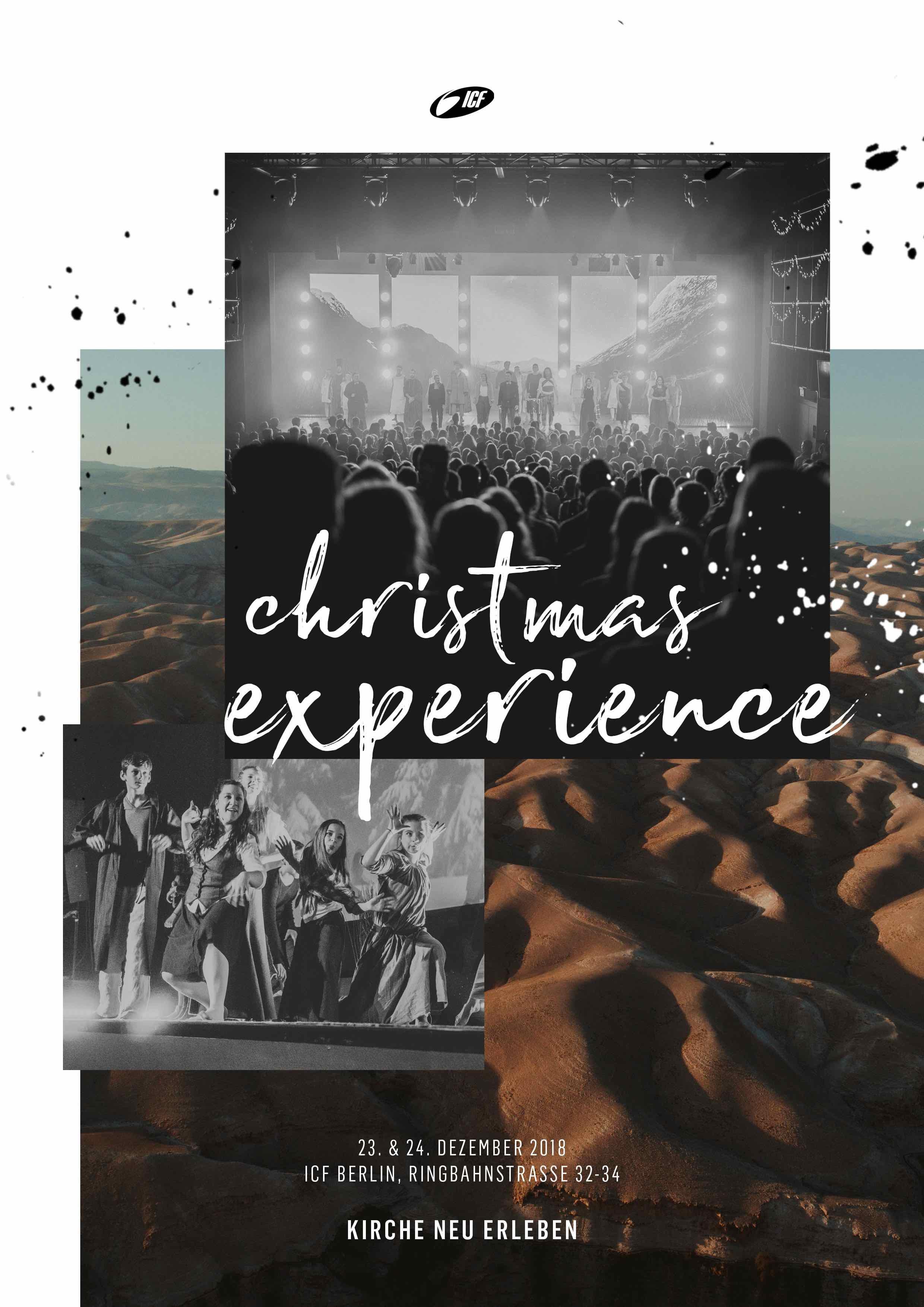 Christmas Experience 2018