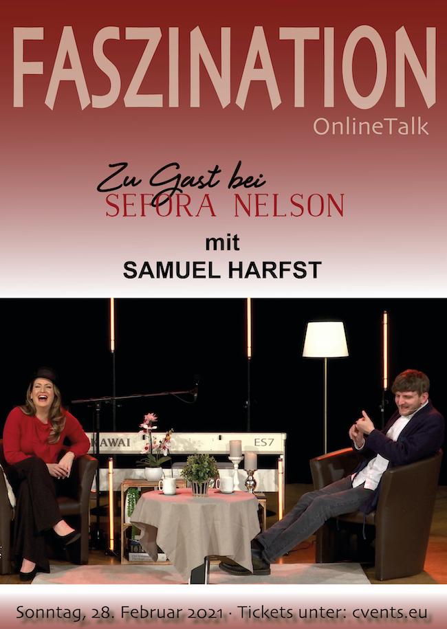 FASZINATION: Doku-Talk mit Samuel Harfst