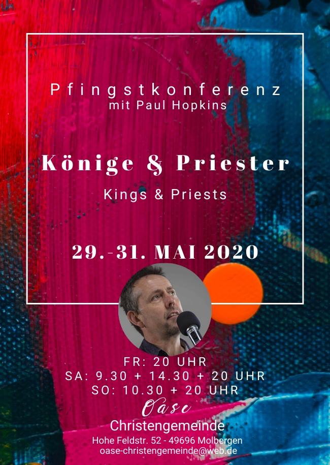 Könige & Priester - Kings & Priests