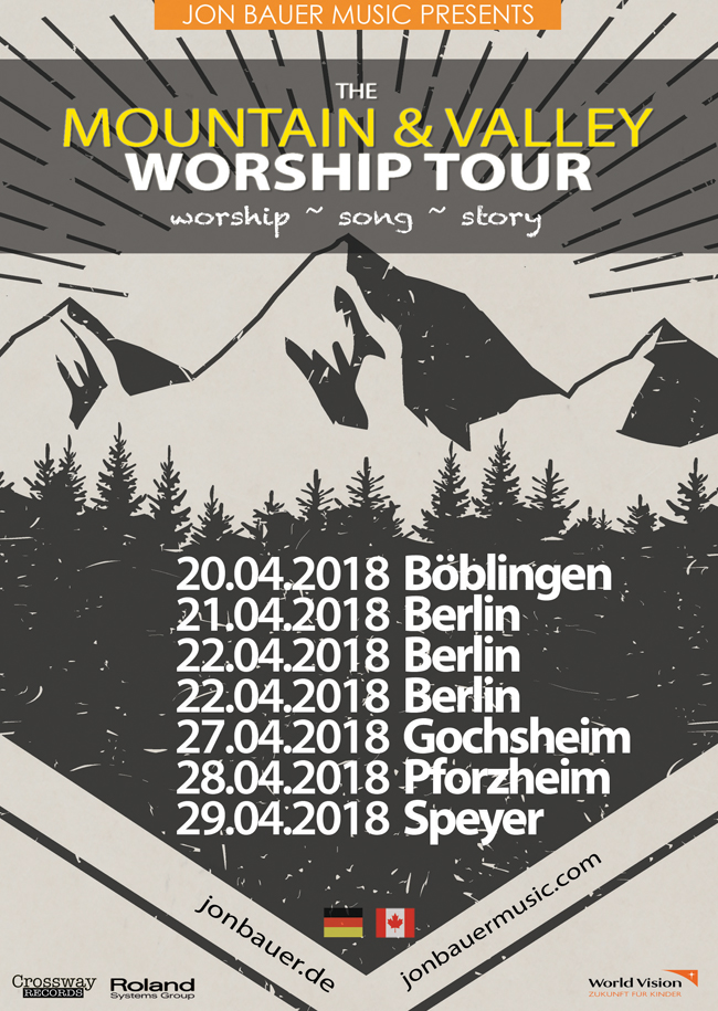 Mountain and Valley Worship Tour