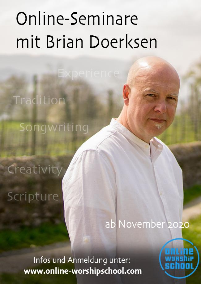 Online Seminar mit Brian Doerksen