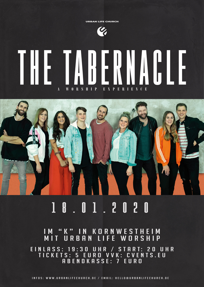 Worship Night: The Tabernacle