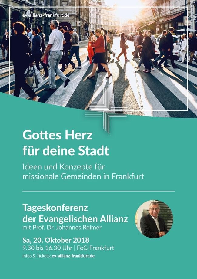 Tageskonferenz der Evangelischen Allianz Frankfurt