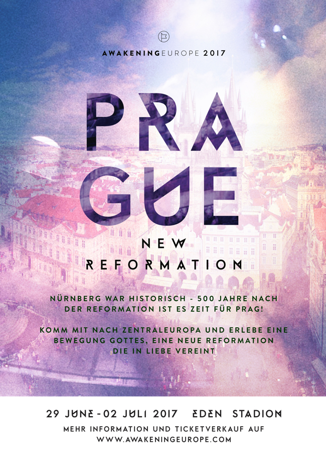 Awakening Europe Prague
