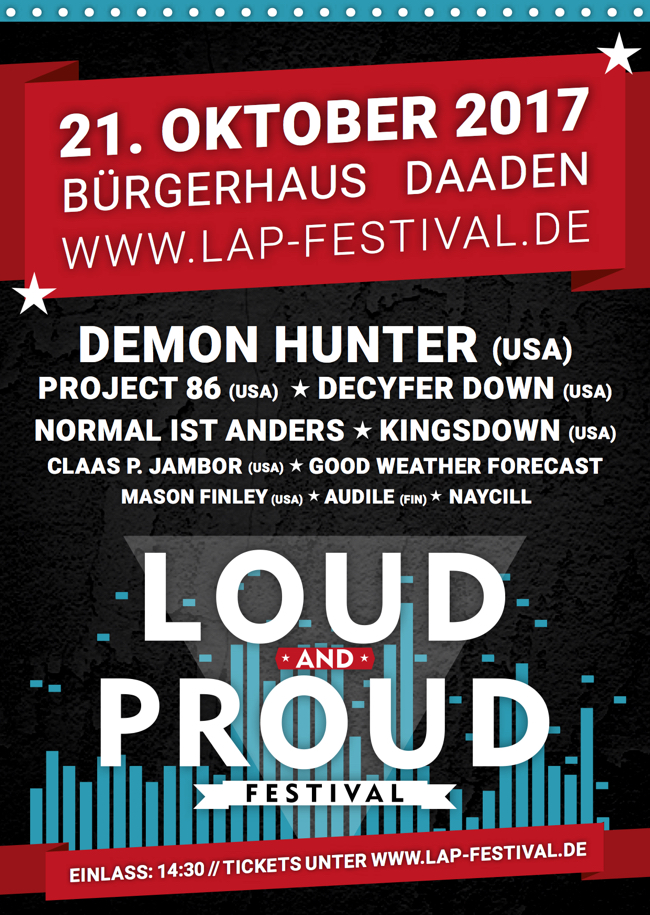 CVJM Loud and Proud Festival