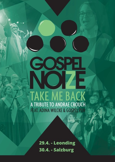 gospelnoiZe - Take Me Back: A Tribute to Andrae Crouch