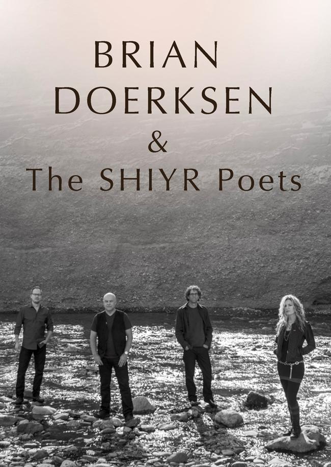 Brian Doerksen & The SHIYR Poets