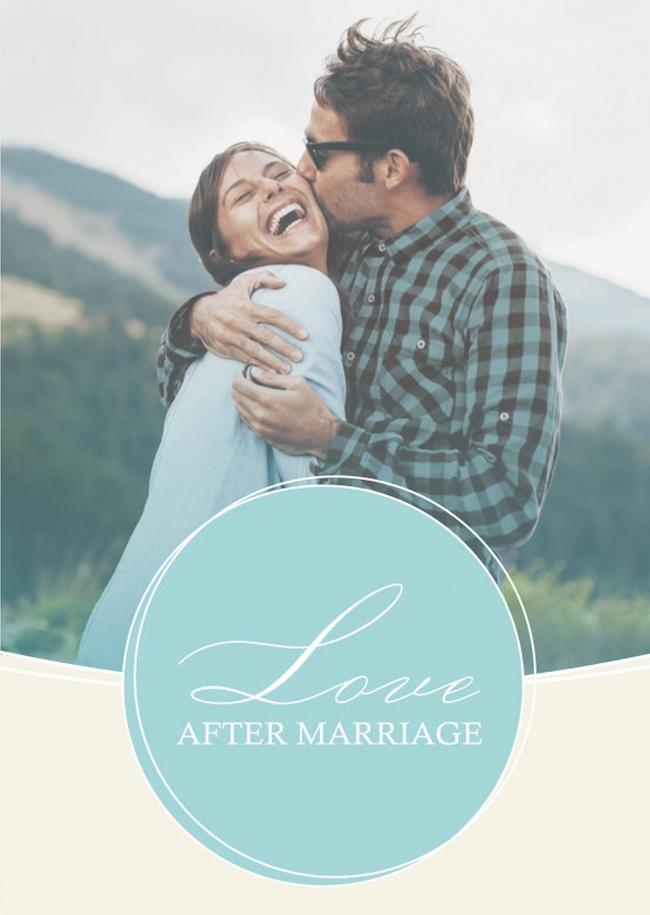 Love after Marriage (Liebe in der Ehe)