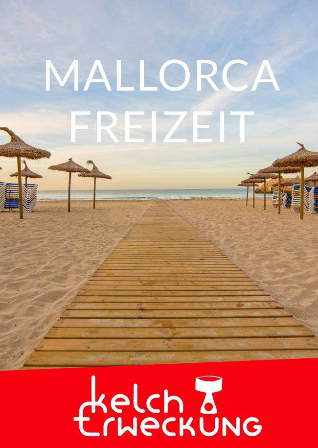 Mallorca - Freizeit Herbst 2018