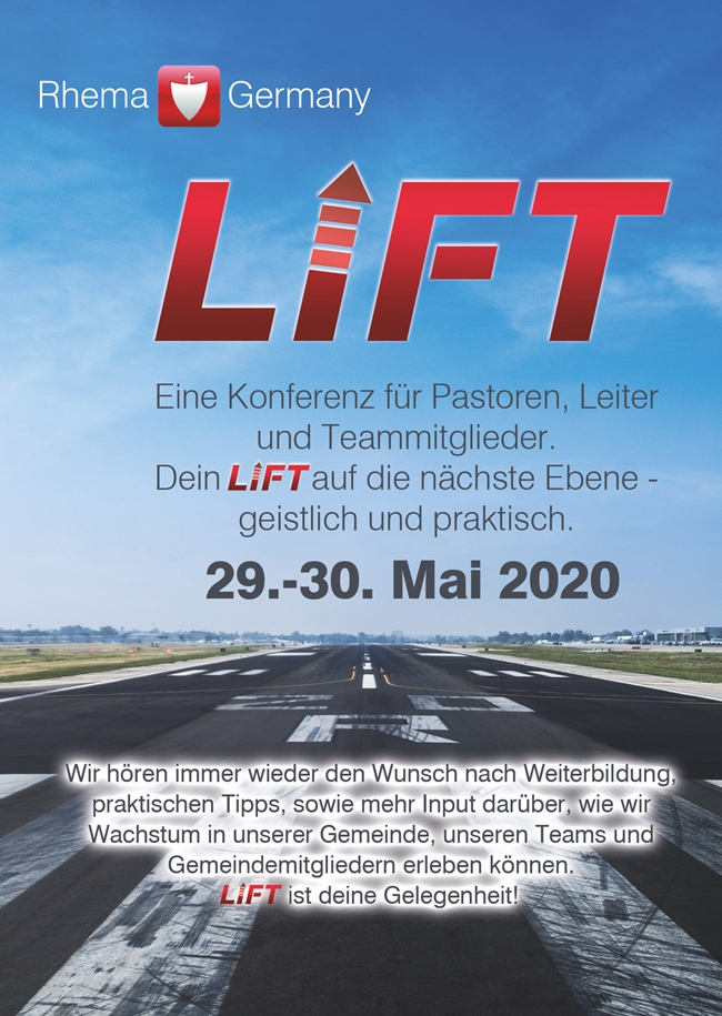 Rhema Germany LiFT 2020