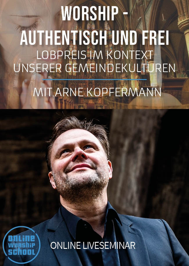 Online-Live-Seminar mit Arne Kopfermann