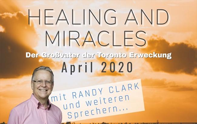 Heil- und Wunderkonferenz 2021