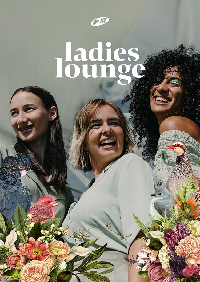 ICF Ladies Lounge 2021