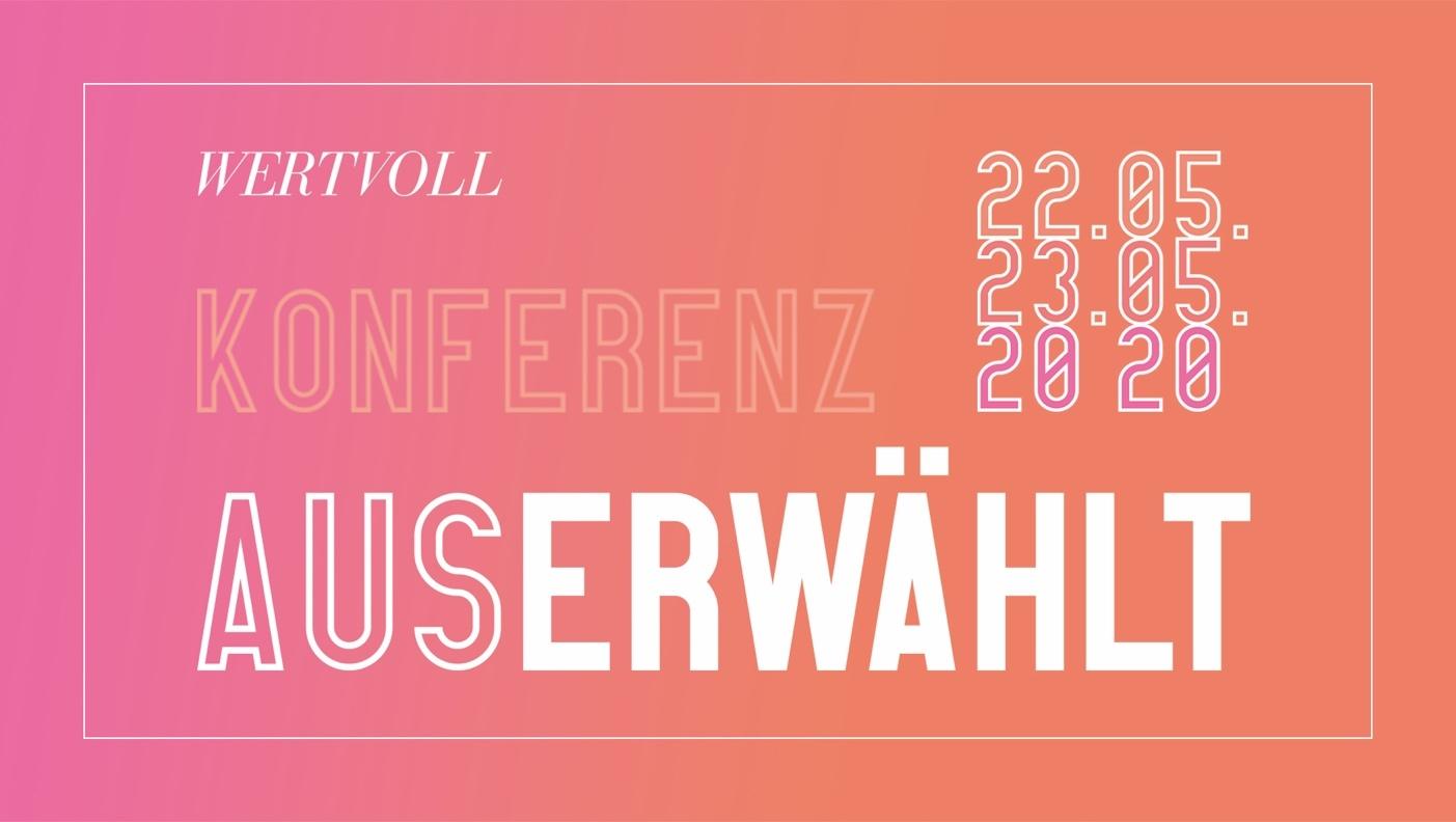 Wertvoll Konferenz 2020