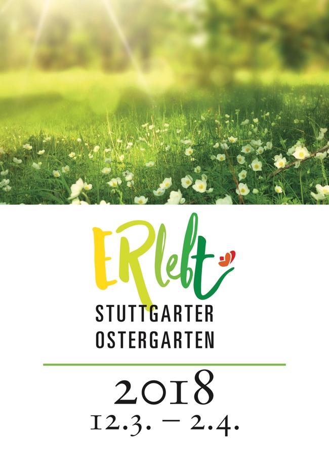 """Stuttgart Easter Garden """"ERlebt"""""""