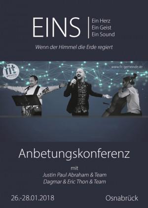 EINS - Anbetungskonferenz