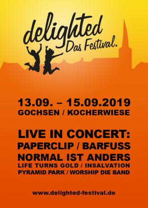 delighted - Das Festival