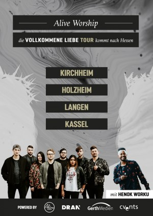 Vollkommene Liebe Tour - Holzheim