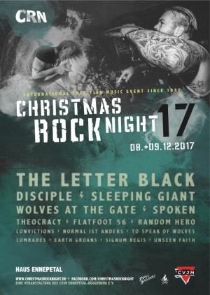 Christmas Rock Night 2017