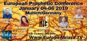 European Prophetic Conference 2019
