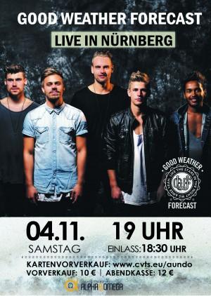 Good Weather Forecast Live in Nürnberg