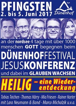DünenhofFestival / Die JesusKonferenz
