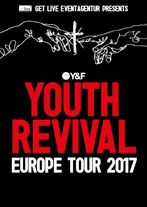 Hillsong Young & Free in Amsterdam (NL)