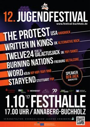 12. Jugendfestival Buchholz