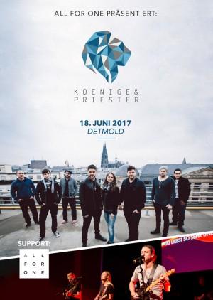 Koenige & Priester live - Heldenreise Tour