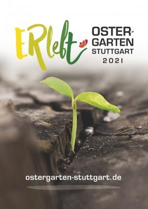 """Ostergarten Stuttgart """"ERlebt"""" - 14:40 Uhr Führung"""