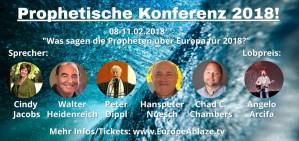 Prophetische Konferenz 2018