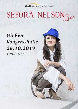 Sefora Nelson in Gießen