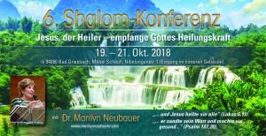 6. Shalom-Konferenz