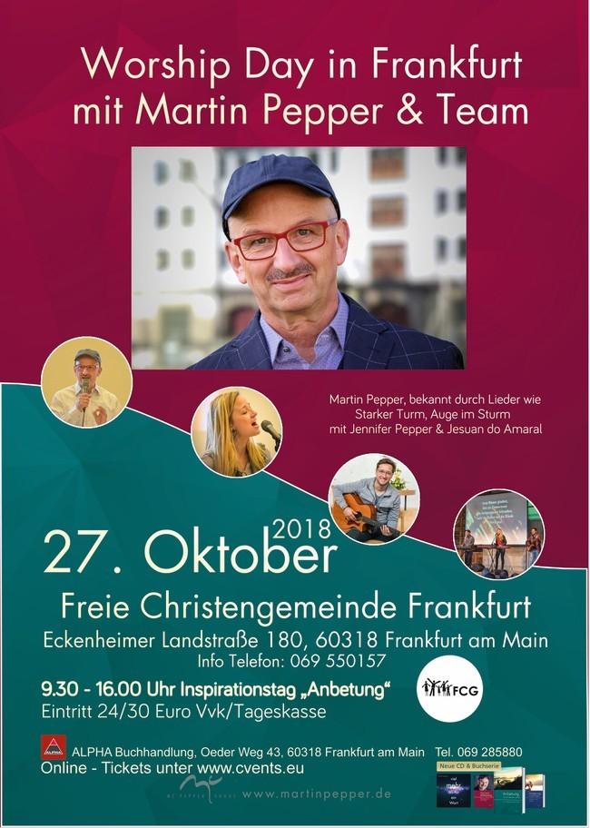 Worship Day in Frankfurt