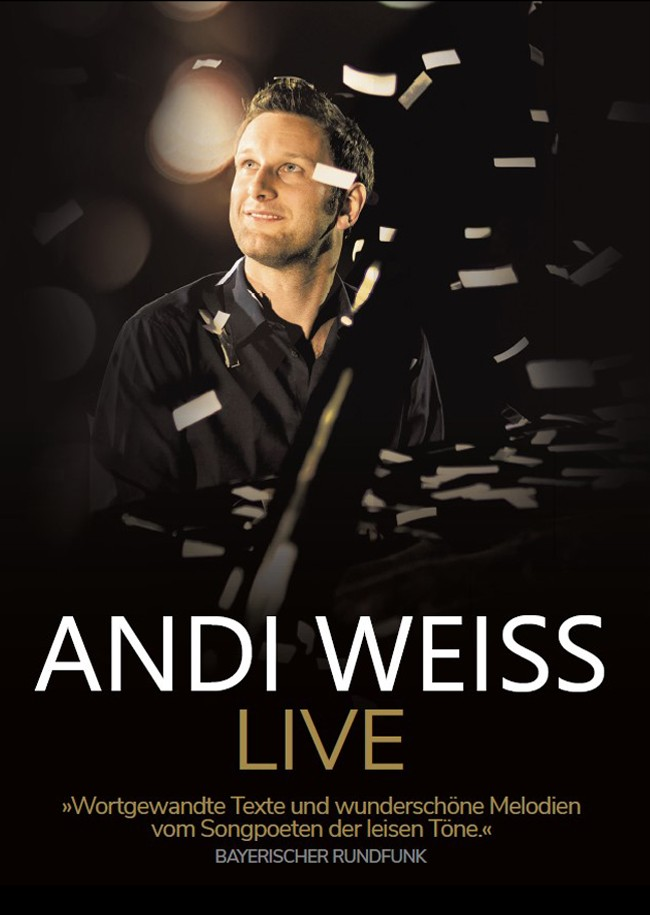 Andi Weiss - Live