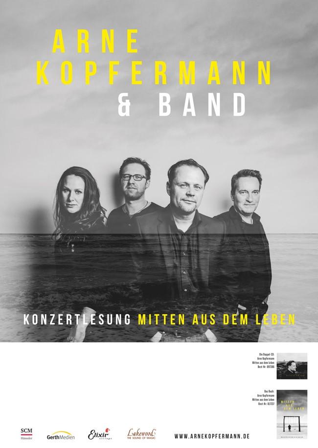 Arne Kopfermann & Band