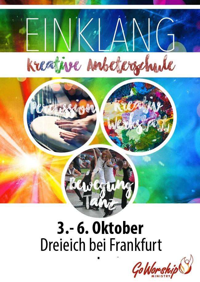 EINKLANG - Kreative Anbeterschule