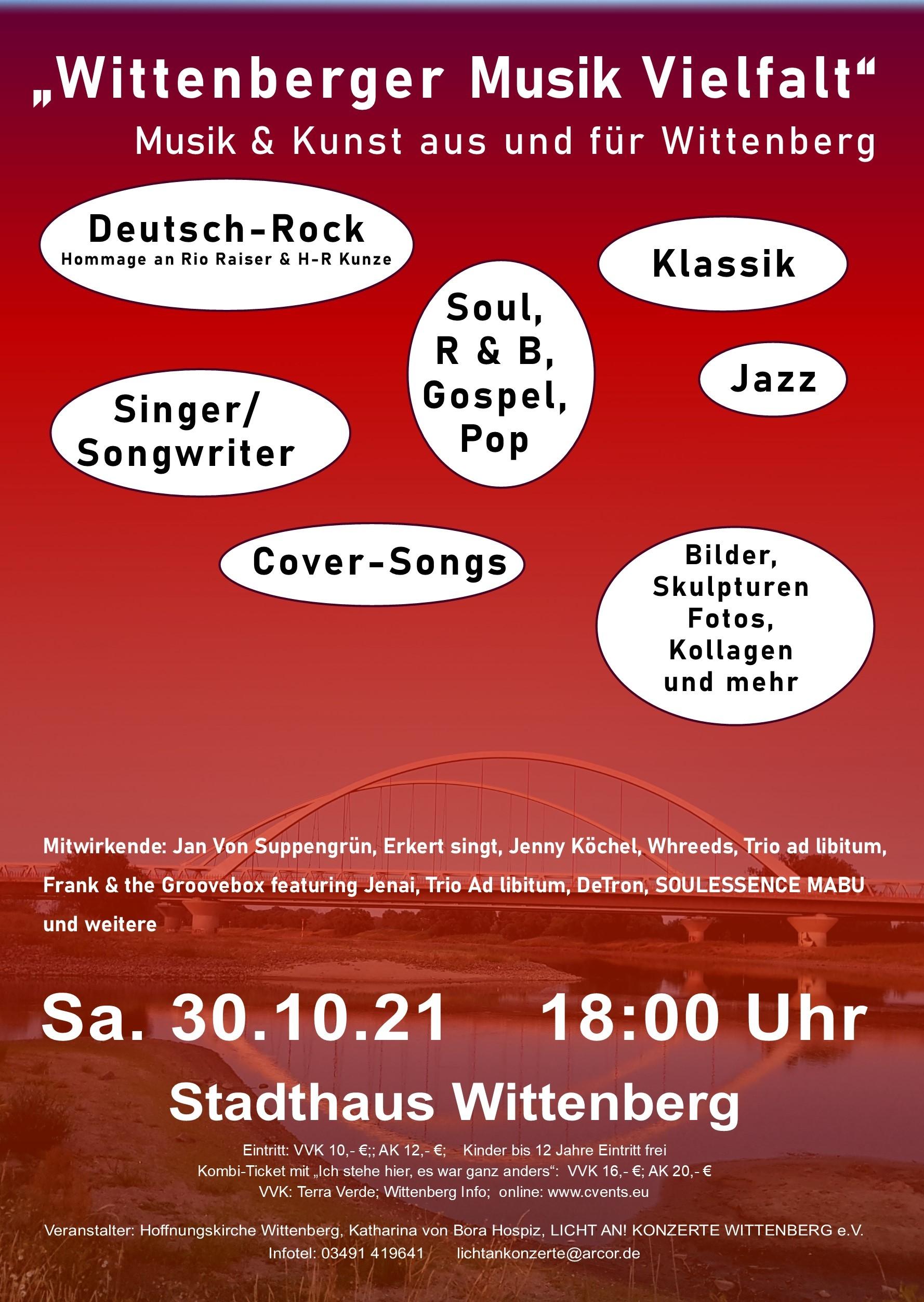 Wittenberger Musik Vielfalt