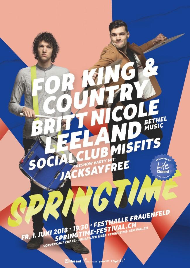 Springtime Festival