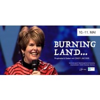 BURNING LAND mit Cindy Jacobs Freilassing 10 05 2019   cvents