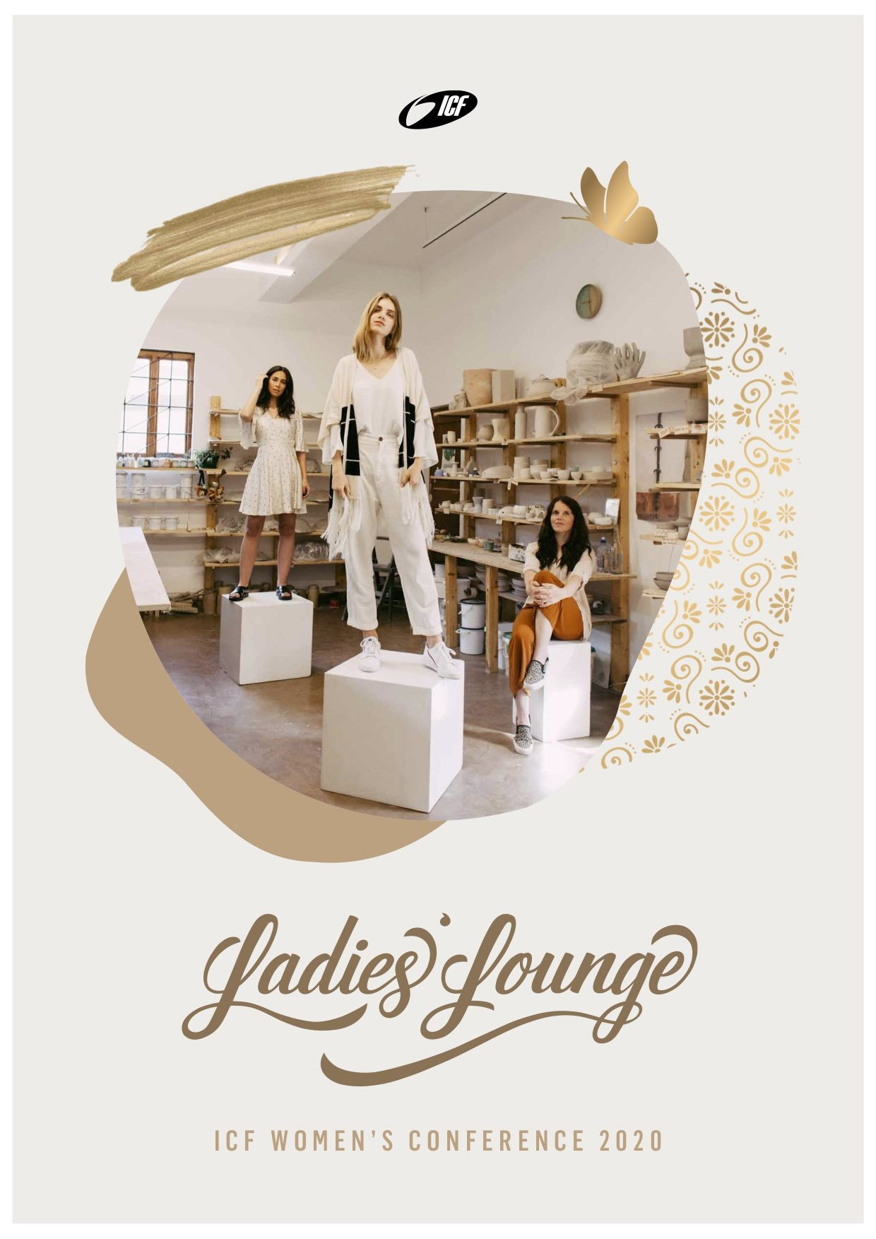 ICF Ladies Lounge 2020 - in München / Erding