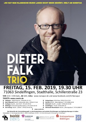 Konzert mit Dieter Falk